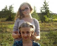 Braiding czyli cuda - wianki na głowie