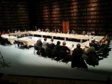 Władze miasta i regionu spotkały się z dyrektorami instytucji kultury