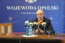 Pierwszy dzień w urzędzie nowego Wojewody Opolskiego