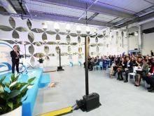 Firma Donaldson otworzyła dziś fabrykę w Skarbimierzu
