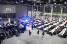 Wigilia dla samotnych zgromadziła blisko 1500 osób
