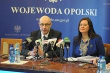 Wojewoda Opolski Adrian Czubak podsumował pierwsze dni urzędowania