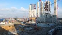 Rozbudowa Elektrowni Opole została ukończona w 30%