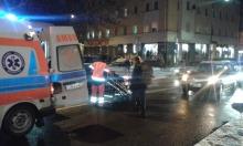 Kierowca forda potrącił pieszą na oznakowanym przejściu