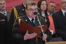 Bryg. Marek Kucharski nowym Komendantem Wojewódzkim PSP