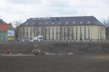 Ruszyła budowa ronda na ul. Prószkowskiej