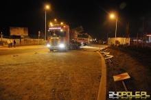 W nocy będą utrudnienia na trasie Opole-Kluczbork