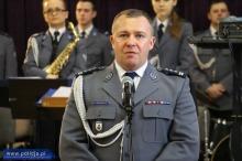 Szef opolskiego CBŚ został komendantem policji we Wrocławiu