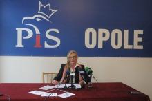 Opolski PiS podsumowuje 100 dni rządów