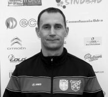 Tomasz Drąg zmarł podczas meczu w Łubnianach