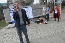 Fundacja Kwitnące Talenty uczciła happeningiem Dzień Talentów