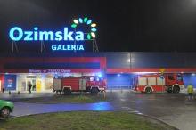 250 osób ewakuowano z Galerii Ozimska po alarmie pożarowym