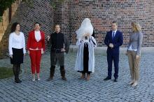 Piknik średniowieczny na Dni Otwarte Funduszy Europejskich