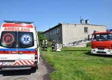 Dwie osoby ranne w wyniku pożaru w Brzegu