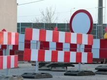 Uwaga kierowcy, zamknięto przejazd kolejowy na DK 11 w Byczynie