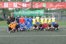 Piastonaliowy Dzień Sportu. Drużyna UO wygrała piłkarską rywalizację.