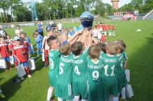 Śląsk Wrocław triumfatorem turnieju Kia Euro Cup 2016