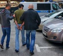 Napadał na banki w Niemczech, zatrzymali go opolscy policjanci