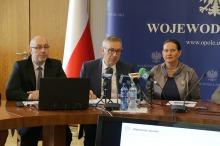 Wiceminister Rodziny, Pracy i Polityki Społecznej chwali opolskie za program 500+