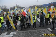 Jutro blokada gminy Dobrzeń Wielki. Będą utrudnienia w ruchu.