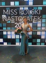 Marta Lisowska została III Wicemiss Polski Nastolatek 2016