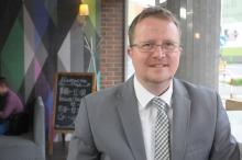 Maciej Wujec: Jestem fanem zrównoważonego rozwoju gospodarczego miasta.