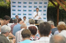 Dobiegł końca cykl spotkań prezydenta Opola z mieszkańcami przy kawie