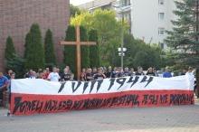 Opolanie wspomnieli bohaterów Powstania Warszawskiego