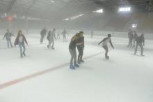 Dziś ruszyła pierwsza ślizgawka na lodowisku Toropol