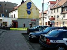 Napad na salon gier w Niemodlinie. Napastnik pobił pracownika.