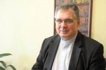 Ks. Waldemar Klinger: Chciałbym aby w roku jubileuszowym  zakończył się remont Katedry.
