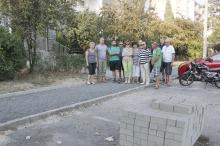 Na Malince miał być wyremontowany chodnik, jest opuszczony plac budowy