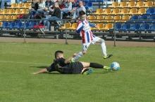 Młodzi piłkarze z Polski i Czech rywalizują w turnieju Sindbad Cup