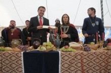 Historyczna inscenizacja rozpoczęła obchody 800-lecia Opola
