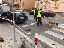 Kierowca forda mondeo wjechał w trzy auta i uciekł