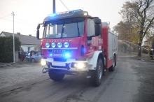 Strażacy-ochotnicy z Suchego Boru mają nowy wóz gaśniczy