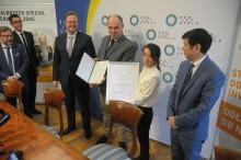 Chiński koncern Hongbo w grudniu rozpocznie budowę swojej fabryki w Opolu