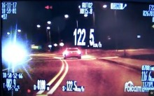 Przekroczył prędkość o 72 km/h. Stracił prawo jazdy.
