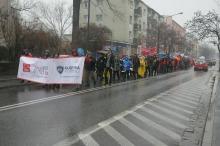 Uroczystym marszem rozpoczęła się XVI edycja Szlachetnej Paczki