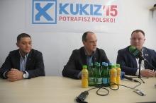 Posłowie Kukiz'15 otworzyli swoje biuro w Opolu