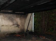 Czterech nastolatków odpowie za podpalenie