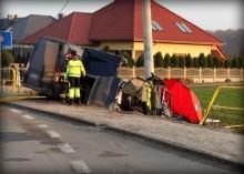 Więcej pasażerów niż miejsc. Nowe informacje po tragicznym wypadku busa.