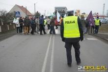 Protesty utrudnią ruch na drogach pod Opolem