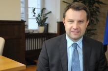 Arkadiusz Wiśniewski na półmetku kadencji - jest czas na pracę, nie na imprezy