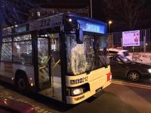 Autobus potrącił nastolatka na przejściu dla pieszych