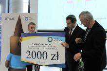 Wieżak został maskotką 800-lecia Opola