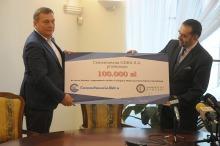 """Cementownia """"Odra"""" wspiera finansowo kierunek lekarski na UO"""