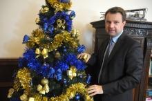 Arkadiusz Wiśniewski - jakie święta u prezydenta?