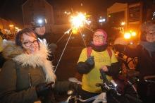 Opolscy rowerzyści pożegnali mijający rok