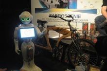 Wyjątkowym kwestującym będzie... robot Weegree One.